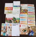 Weight Watchers 360 LOT Pocket Guide Food Dining Companion Weekly Shop handbooks