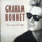 Graham Bonnet ‎– Here Comes The Night RARE COLLECTOR'S CD! FREE SHIPPING!