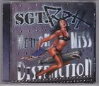 Sgt. Roxx ‎– Weapons Of Miss Distraction RARE CD! FREE SHIPPING!