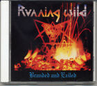 Running Wild ‎– Branded And Exiled RARE CD! FREE SHIPPING!