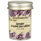 Stampendous Glass Glitter resin jewelry making crafts scrapbooking