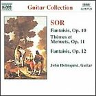 SOR:Guitar Music Opp.10-12 Complete Guitat Music 8, New Music