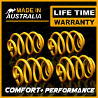 Front + Rear 50mm Super Low King Coil Springs For FORD FALCON AU 6CYL 8CYL