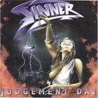 Sinner – Judgement Day ULTRA RARE COLLECTOR'S CD! FREE SHIPPING!