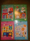 Lot of 4 Recollections Scrapbook Page Kit Nice Quick Ship