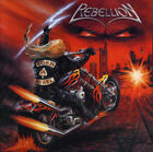 Rebellion ‎– Born A Rebel RARE CD! FREE SHIPPING!