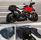 Motorcycle Saddle Bag Waterproof Durable Excellent Shape Helmet Bag Extensible