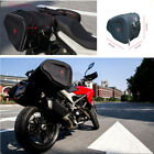 Universal 36-58L Motorcycle Saddle Bag Great Capacity Extensible Helmet Luggage