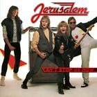 JERUSALEM - CAN'T STOP US NOW (*NEW-CD, 2018, Retroactive) Xian Metal Remastered