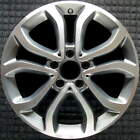 Mercedes Benz C Class Machined 17 inch OEM Wheel 2015 2018 2054010200 20540102