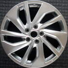 Nissan Rogue All Silver 18 inch OEM Wheel 2016 403004BH1A