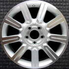 Lincoln MKZ Machined 17 inch OEM Wheel 2010 2012 9H6Z1007A 9H6Z1130A