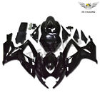 FD Plastic Black Fairing Fit for 06 07 Suzuki GSX-R 600 750 K6 Injection e008