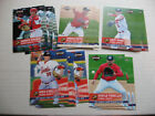 ANDREW KNIZNER lot 3 CARDINALS 2017 MWL ALL STAR cards PEORIA CHIEFS