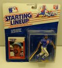 Chicago Cubs Leon Durham 1988 Starting Lineup