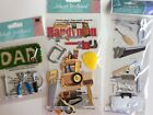 Jolees Dad Scrapbooking Stickers Lot Tools Handyman Drill Hammer Family Cards