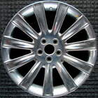 Lincoln MKS Polished 20 inch OEM Wheel 2009 2010 9A5Z1007A BA5Z1007B