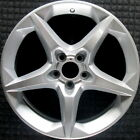 Saturn Astra All Silver 18 inch OEM Wheel 2008 2009 13171952