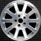 Buick Rendezvous Machined 17 inch OEM Wheel 2005 2007 09597129 89060313