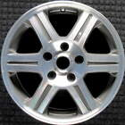 Chrysler Pacifica Machined w Charcoal Pockets 17 inch OEM Wheel 2005 2006