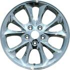 Chrysler 300M Chrome 17 inch OEM Chrome Wheel 1999 2001 1SZ58PAKAA 0LG30PAK