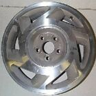 Oldsmobile Achieva Machined 15 inch OEM Wheel 1992 1998 12339888 12339172