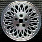 Chrysler Concorde Machined w Silver Pockets 16 inch OEM Wheel 1996 1997 PD55S