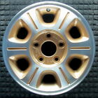 Oldsmobile Bravada Machined w Gold Pockets 15 inch OEM Wheel 1996 1997 123622