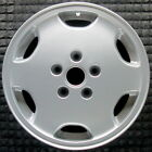 Audi 100 Painted 15 inch OEM Wheel 1989 1991 443601025FZ7P 4A0601025A