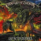 SEASONS OF THE WOLF - LAST ACT OF DEFIANCE   CD NEW+