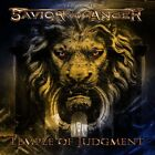 SAVIOR FROM ANGER - TEMPLE OF JUDGEMENT  CD NEW+