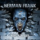 HERMAN FRANK - RIGHT IN THE GUTS   CD NEW+