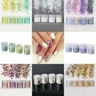 1 Box 10ml DIY Nail rt Glitter Dust Powder Sequins Tips 3D Manicure Decoration!