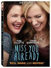 Miss You Already DVD + Digital New Free shipping