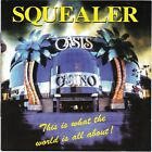 Squealer – This Is What The World Is All About RARE CD! FREE SHIPPING!