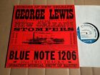 GEORGE LEWIS & HIS NEW ORLEANS STOMPERS - CLIMAX RAG - LP - BLUE NOTE JAPAN 1983