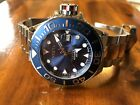 Invicta Reserve Men's 50mm Swiss Made SW200 Grand Diver Watch Sapphire Crystals