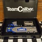 2003 Jimmie Johnson 48 Lowes 1 64 Team Caliber Owners Series Transporter Hauler