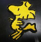 Snoopy Woodstock PATCH Peanuts Cartoon Embroidery Iron on Applique Sewing Jeans