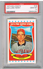 1973 KELLOGG'S #38 GAYLORD PERRY *PSA 10* *HOF* *INDIANS* *GIANTS* *MARINERS*
