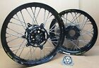 BMW R1200 / R1250 GS/A GSW/A WOODYS WHEEL WORKS SUPERLITE WHEEL SET BLACK 19/17