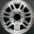 Hummer H3 Machined w Silver Pockets 16 inch OEM Wheel 2006 2010 09594959 0959
