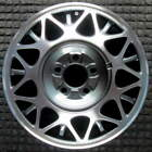 Buick LeSabre Machined w Charcoal Pockets 16 inch OEM Wheel 2000 2004 0959402