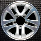 Suzuki Grand Vitara Machined w Silver Pockets 16 inch OEM Wheel 2004 2006 432