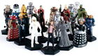 Doctor Who Painted Figurines Imported Eaglemoss 5 Tall w Magazine Your Choice