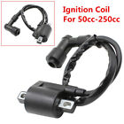 Ignition Coil For 50 70 110 125 150 200 250CC Chinese Motor ATV DirtBike Scooter
