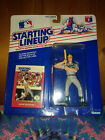 1988 Starting Lineup Mark McGwire Oakland Sealed