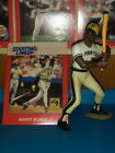 1988 Starting Lineup Barry Bonds Pirates Loose figure and card