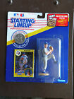 NOLAN RYAN TEXAS RANGERS 1991 Kenner STARTING LINEUP Baseball Fig/COIN/card