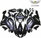 Black Fairing Fit for Kawasaki 2007 2008 ZX6R 636 Injection Mold New Kit g016